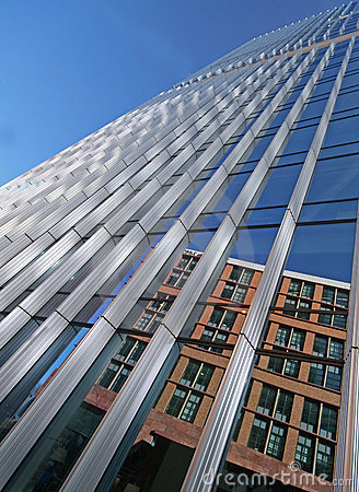 Free WTC Amsterdam Royalty Free Stock Photos - 5288898