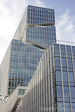Free WTC Glass Building Royalty Free Stock Photos - 1937848