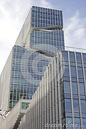 WTC Glass Building