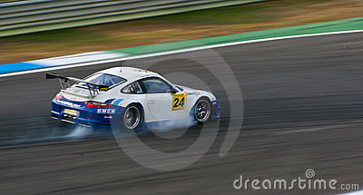 WTCC 2008 - GT OPEN Editorial Stock Photo