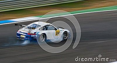 WTCC 2008 - GT OPEN Editorial Stock Photo