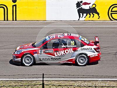 WTCC James Thompson