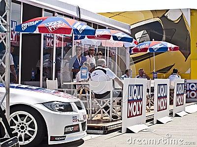 WTCC Liqui Moly Team Engstler