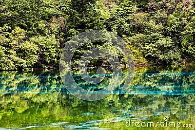 Wuhua lake