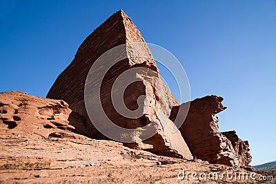 Wupatki  National Monument near Flagstaff, Arizona