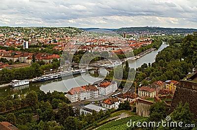 Wurzborg. Germany