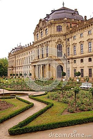 Free Wurzburg, Germany Royalty Free Stock Photo - 7294435