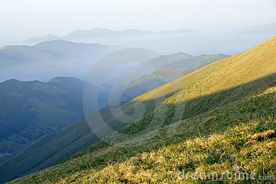 Wutai Mountain scenery
