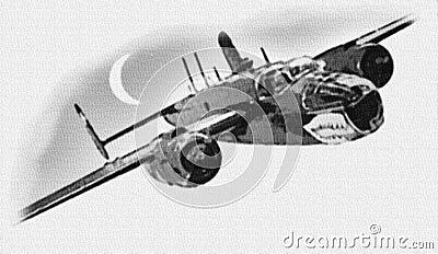 WW II Britian Plane