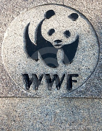 Free WWF Logo Stock Photography - 17302522