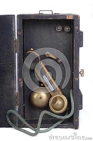WWI Military Phone