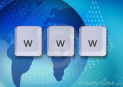 Www Internet Concept Royalty Free Stock Photos - Image: 2365838