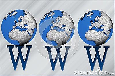 WWW Worlds