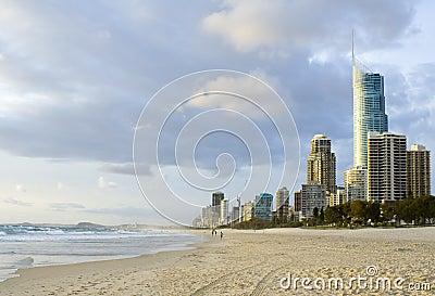 Wybrzeża australii złota, Queensland