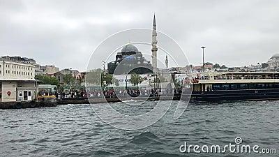 Wycieczka turysyczna w Bosporus cieśninie zbiory