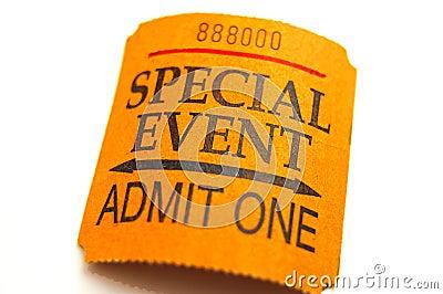 Wydarzenie bilet