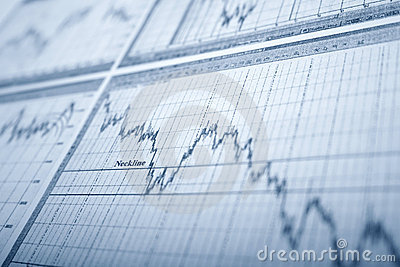 Wykres handlowa