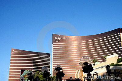 Wynn Casino Editorial Photography