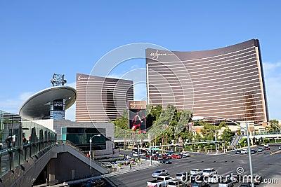 Wynn and Encore Las Vegas Editorial Photo