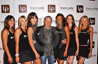 Wynn Katz at the Linea Pelle 20th Anniversary Party. Pacific Design Center, Los Angeles, CA. 06-12-06 Editorial Image