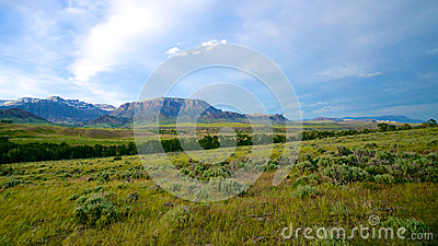 Wyoming Landscape