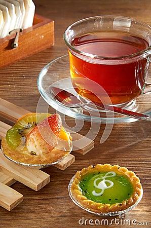 Wysoka herbata