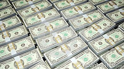Wystawia rachunek dolara sto