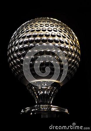 Wyzwania golfowy nedbank ngc2009 trofeum