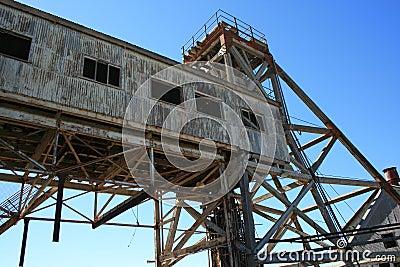 Wzgórze łamana kopalnia