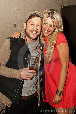 X Factor winner Matt Cardle Editorial Stock Image