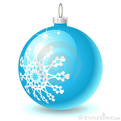 X-mas ball icon