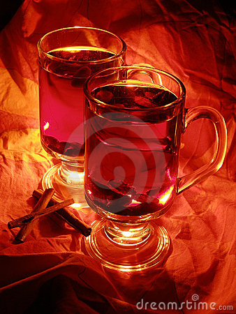 Free X-mas Drink Mulled Wine Stock Image - 1514581