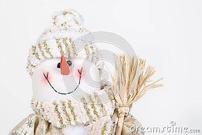 X-mas snowman