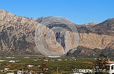 Xa gorge, Crete island, Greece