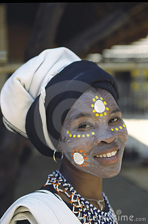 Free Xhosa Woman Royalty Free Stock Images - 5440419