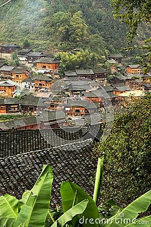 Xi jiang, Miao minority, GuiZhou Province, China