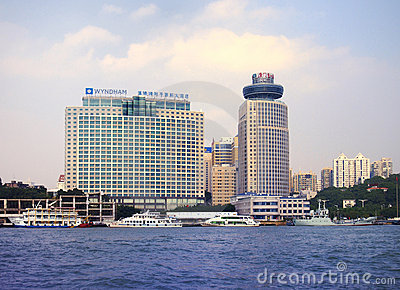 Xiamen City,China, Editorial Photography