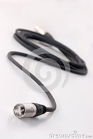 XLR cord