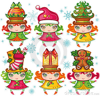 Xmas children  collection
