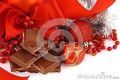 Xmas chocolate gift