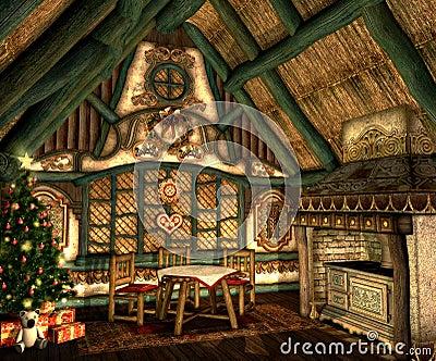 Xmas Cottage