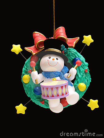 Xmas Holiday Drummer Boy