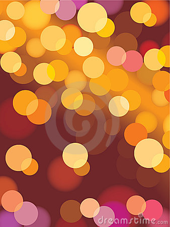 Free Xmas Lights, Vector Stock Images - 3343994