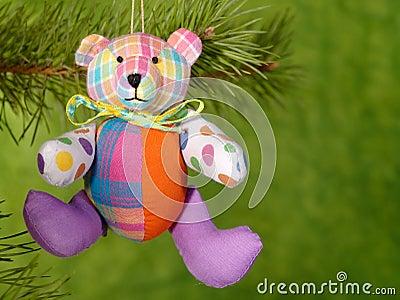 Xmas teddybear