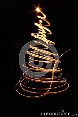 Free Xmas Tree Royalty Free Stock Photo - 3614625