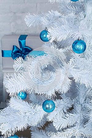 Xmas tree decoration, fur-tree