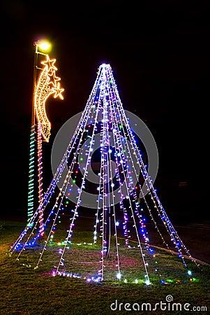 Xmas Tree - Xmas Llights