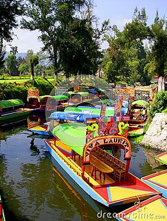 Free Xochimilco Stock Photography - 3691632