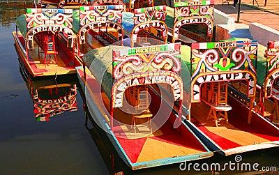 Xochimilco transportation