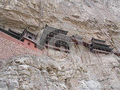 Xuan kong temple